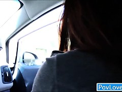 Jodi Taylor gives car...